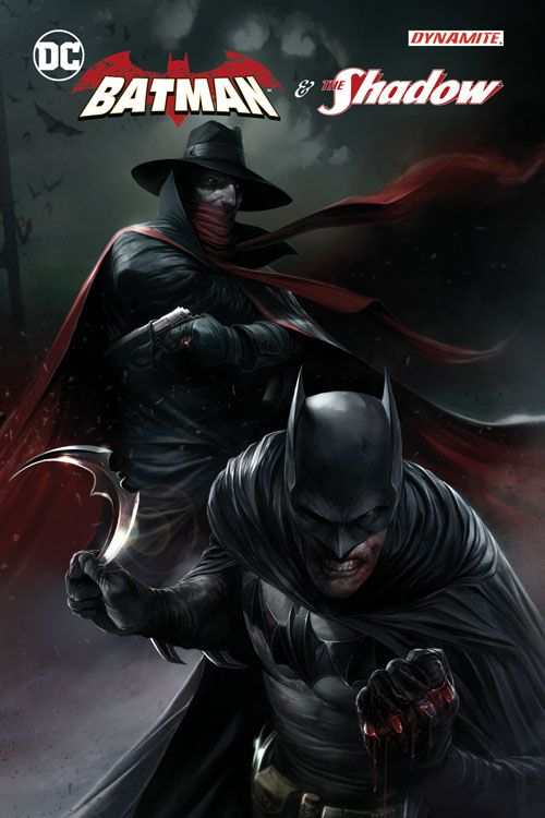 Batman & The Shadow Hardcover