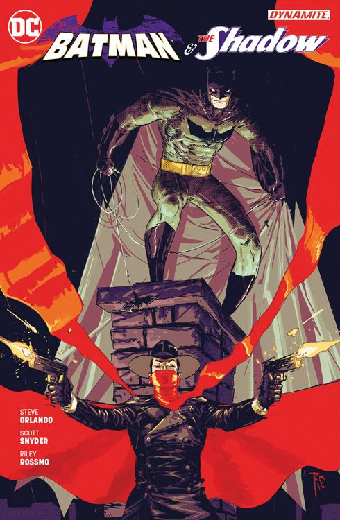 Batman & The Shadow Softcover