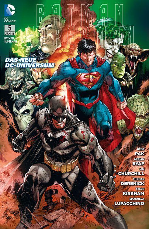 Batman / Superman 5: Supermans Joker