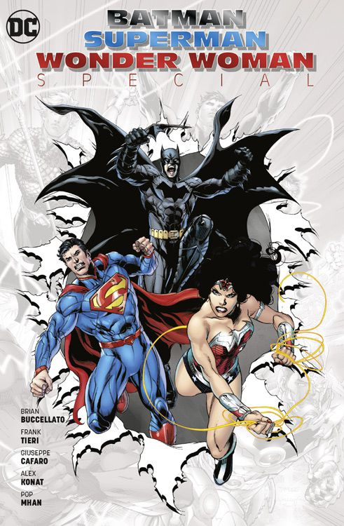 Batman/Superman/Wonder Woman Special