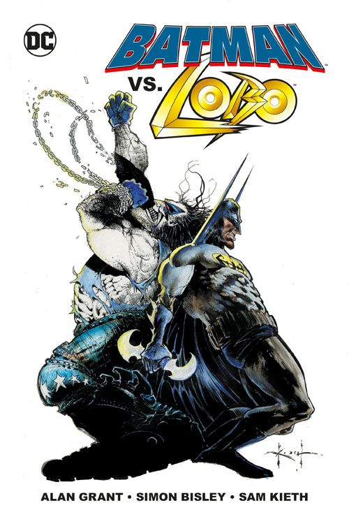 Batman vs. Lobo Hardcover