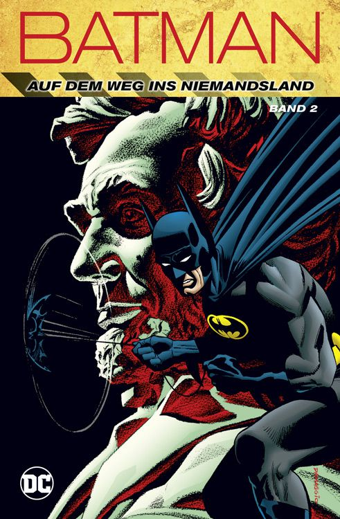 Batman: Auf dem Weg ins Niemandsland Band 2 (Softcover)