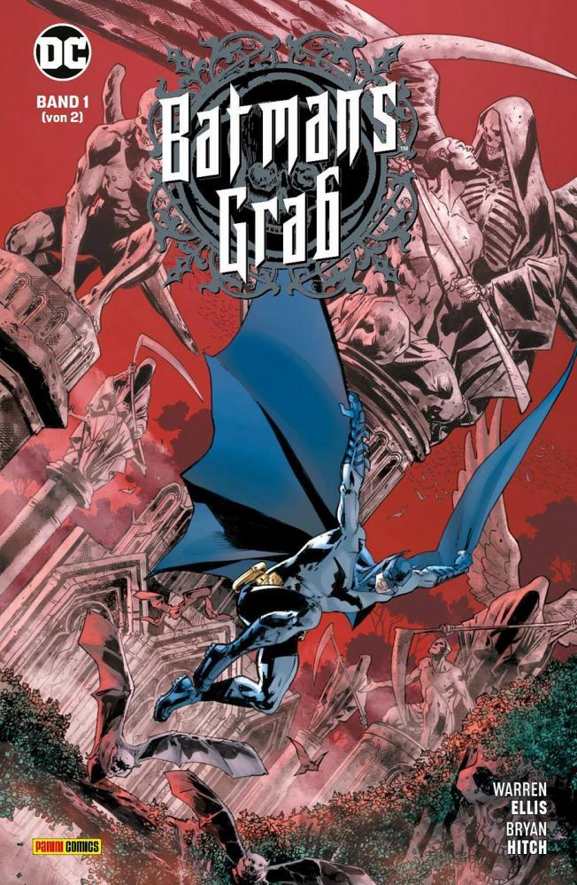 Batmans Grab Band 1