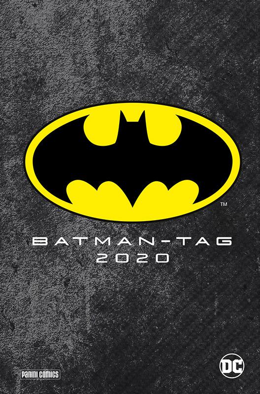 Batman-Tag 2020: Souvenirband