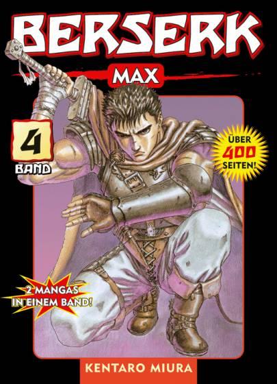Berserk Max Band 4