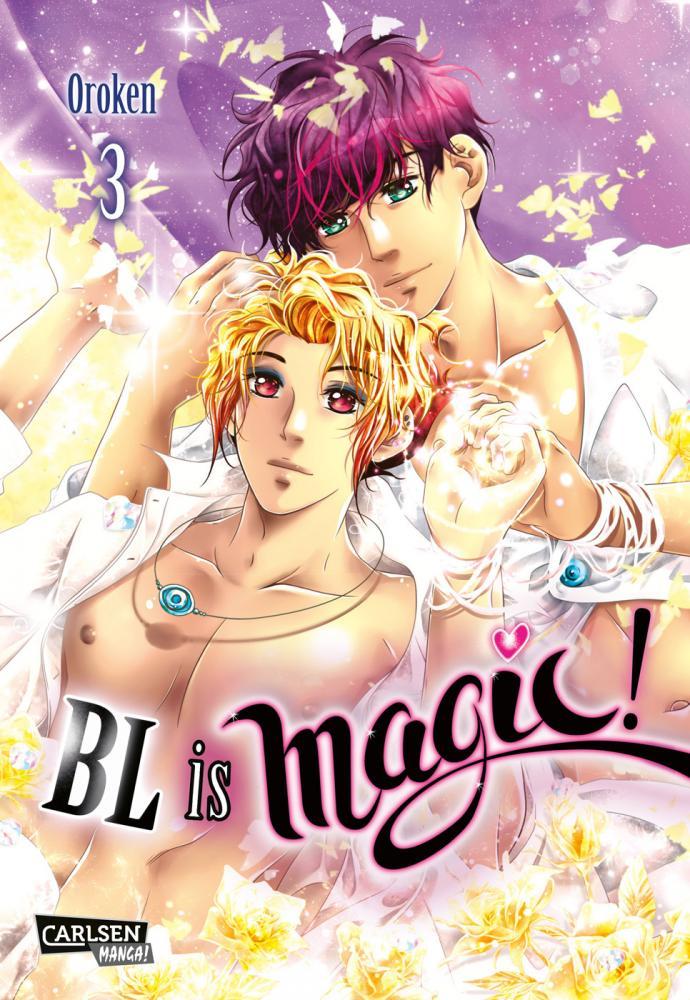 BL is magic! Band 3