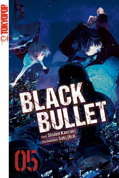 Black Bullet (Roman) Band 5