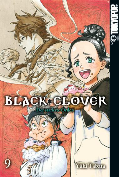 Black Clover Band 9