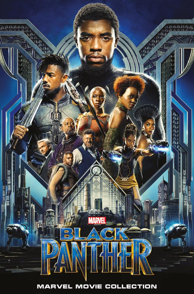 Black Panther (Marvel Movie Collection)