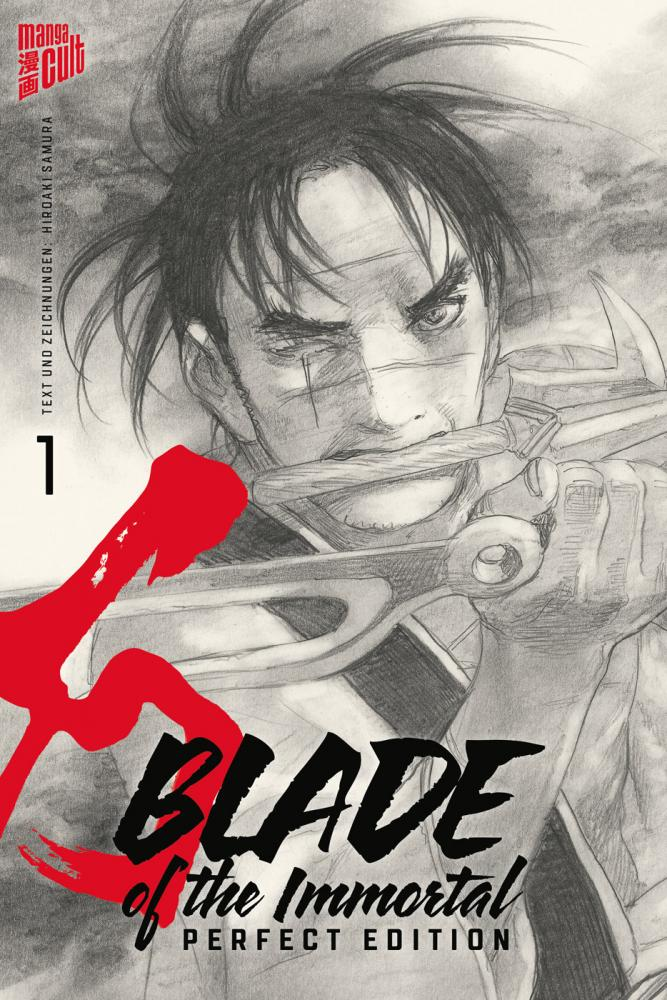 Blade of the Immortal (Perfect Edition) Band 1