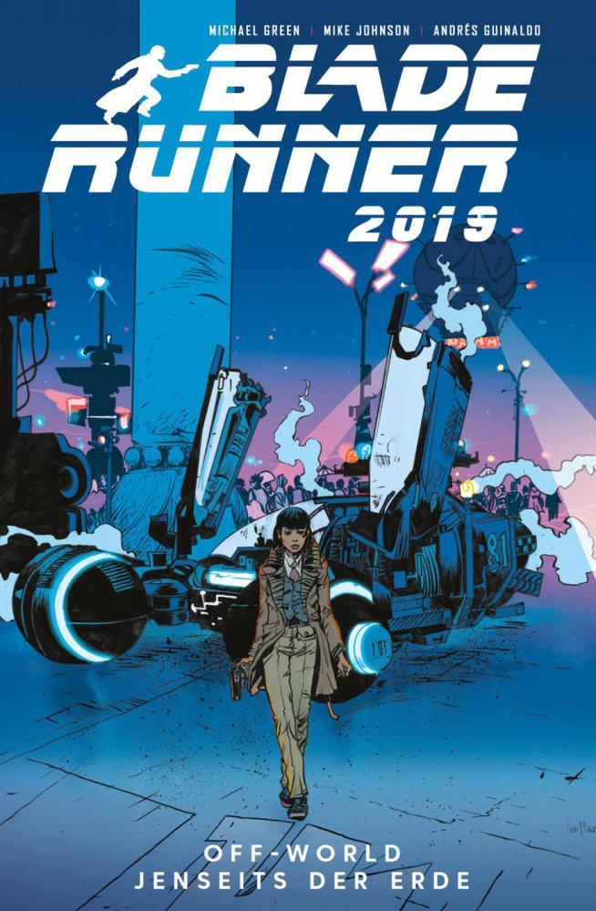 Blade Runner 2019 2: Off World - Jenseits der Erde