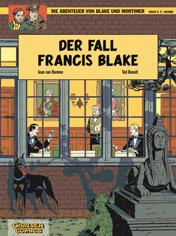 Abenteuer von Blake und Mortimer 10: Der Fall Francis Blake