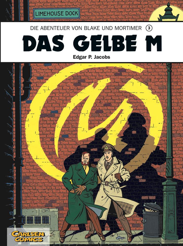 Abenteuer von Blake und Mortimer 3: Das gelbe M