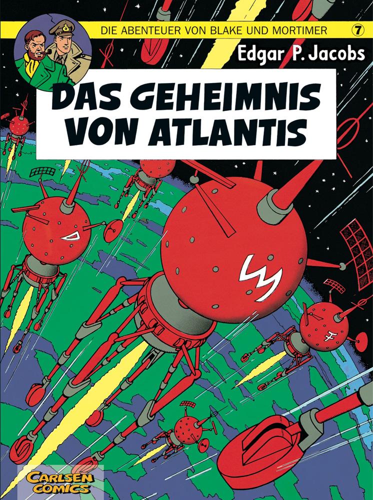 Abenteuer von Blake und Mortimer 7: Das Geheimnis von Atlantis