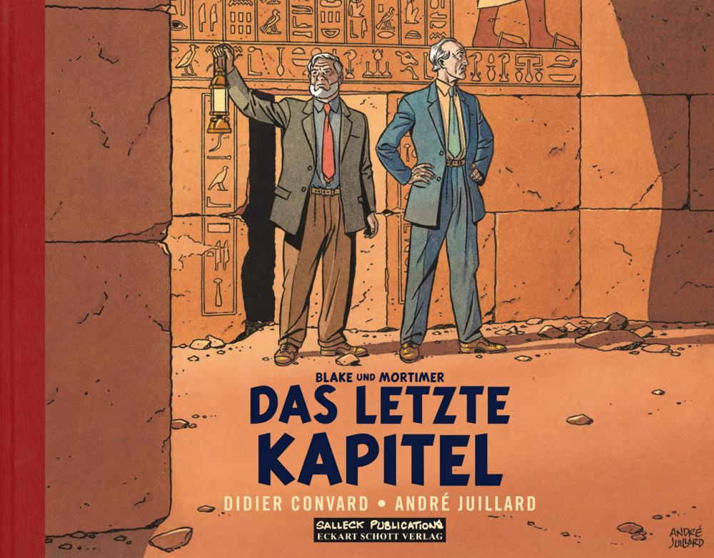 Abenteuer von Blake und Mortimer: Das letzte Kapitel