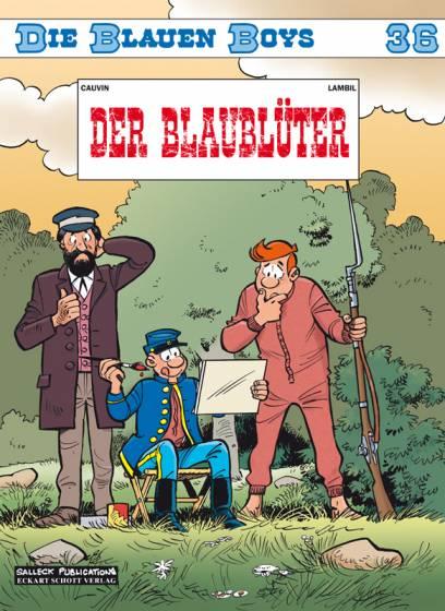 Blauen Boys 36: Der Blaublüter