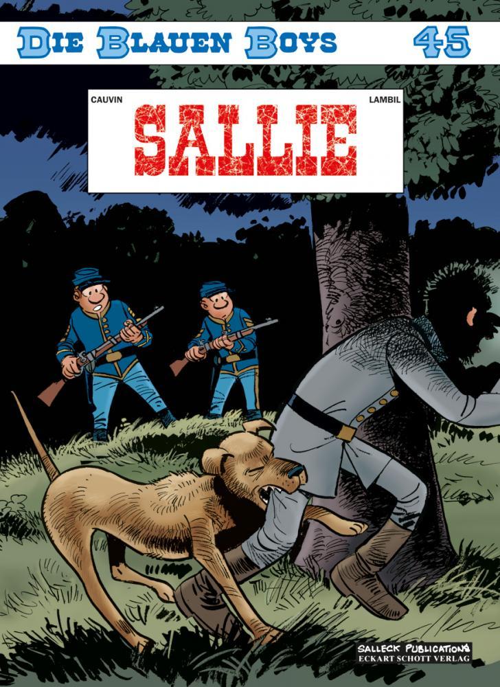 Blauen Boys 45: Sallie