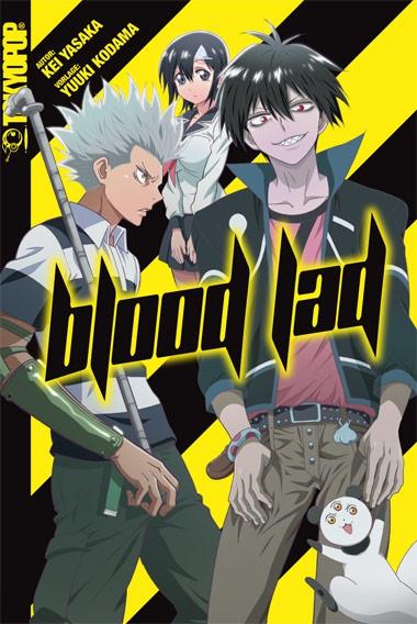 Blood Lad Novel   Band 1