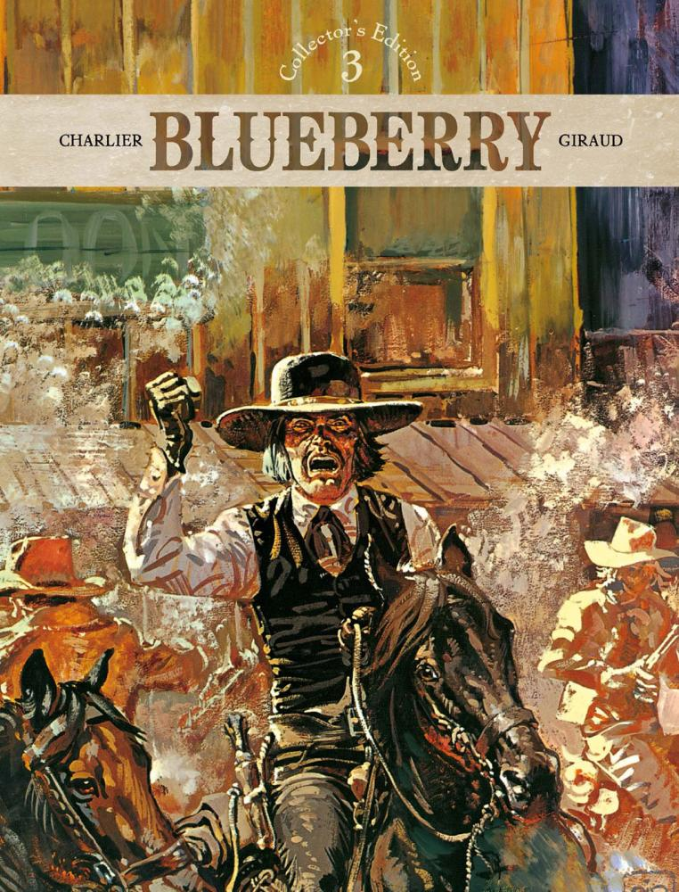 Blueberry (Collectors Edition) Band 3