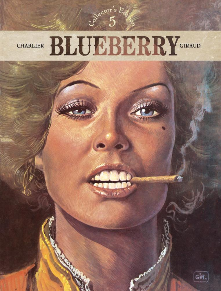 Blueberry (Collectors Edition) Band 5