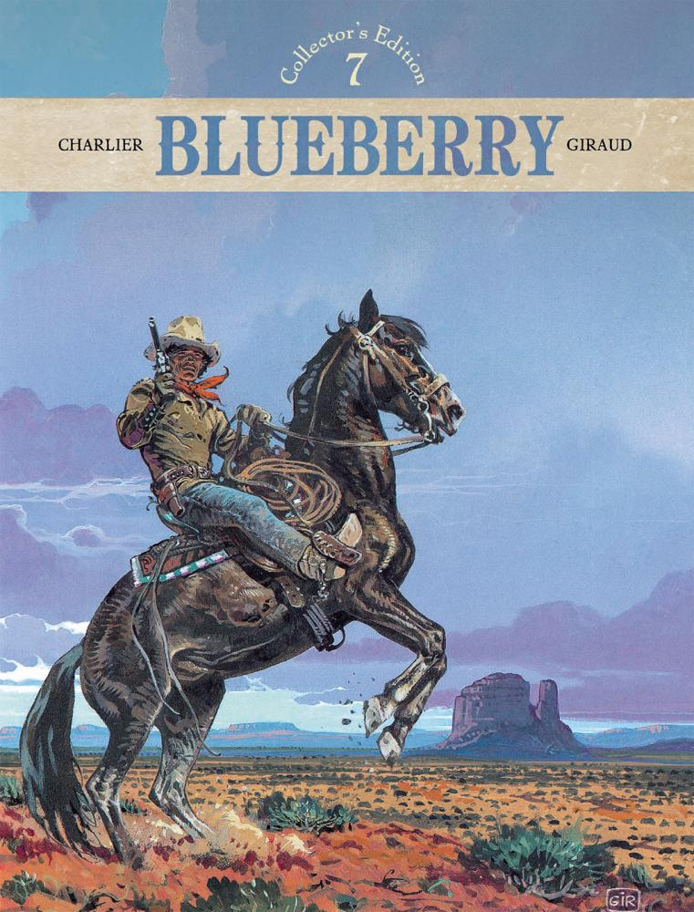 Blueberry (Collectors Edition) Band 7