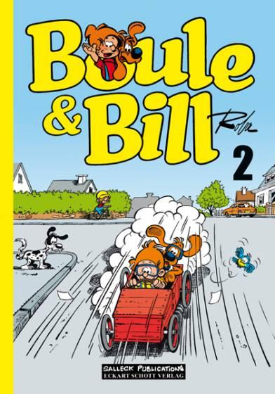 Boule & Bill Band 2