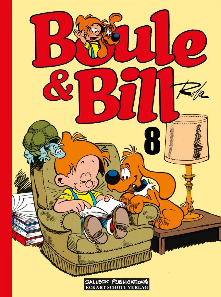 Boule & Bill Band 8