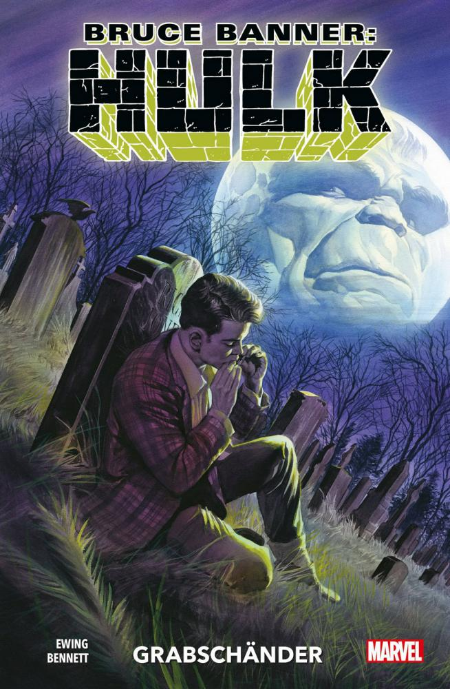 Bruce Banner: Hulk 4: Grabschänder