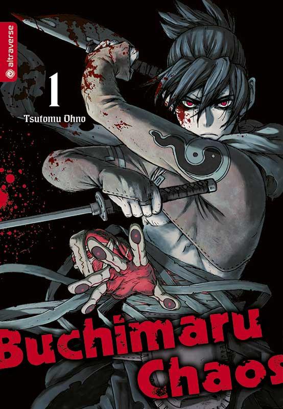 Buchimaru Chaos Band 1
