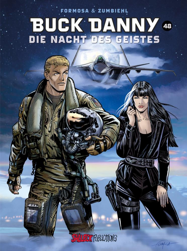 Buck Danny 48: Die Nacht des Geistes