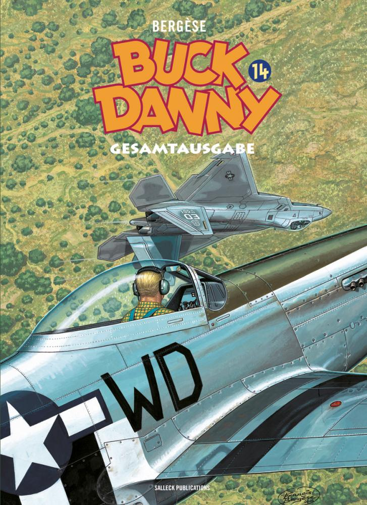Buck Danny Gesamtausgabe 14: 2000-2008