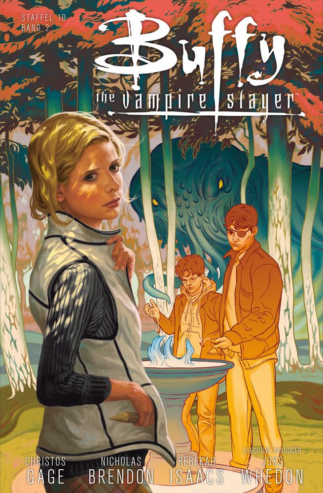 Buffy the Vampire Slayer (Staffel 10) Band 2
