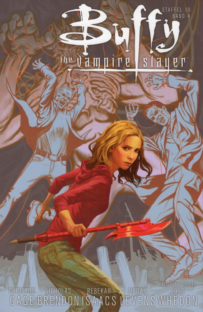 Buffy the Vampire Slayer (Staffel 10) Band 4