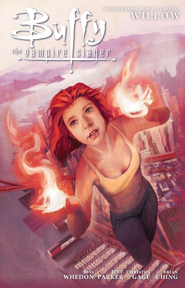 Buffy the Vampire Slayer (Staffel 9) Sonderband: Willow