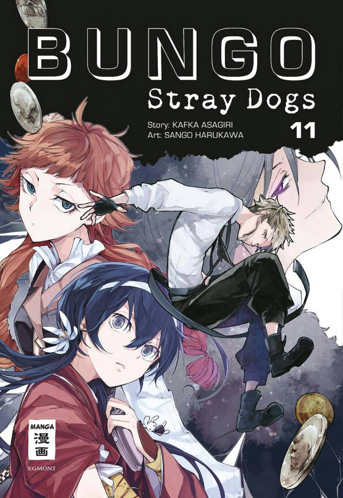 Bungo Stray Dogs Band 11