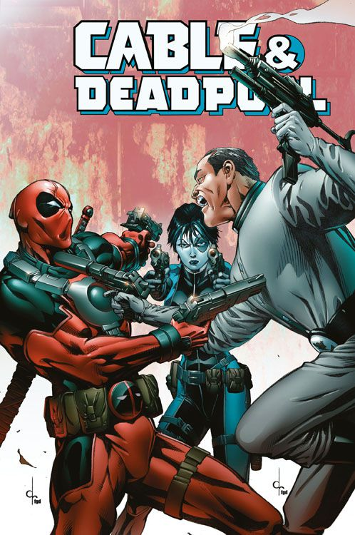 Cable & Deadpool Band 5