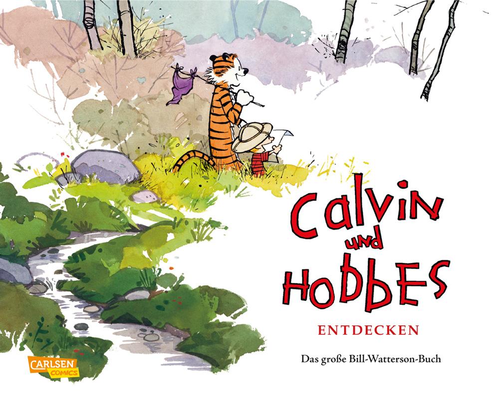 Calvin und Hobbes entdecken