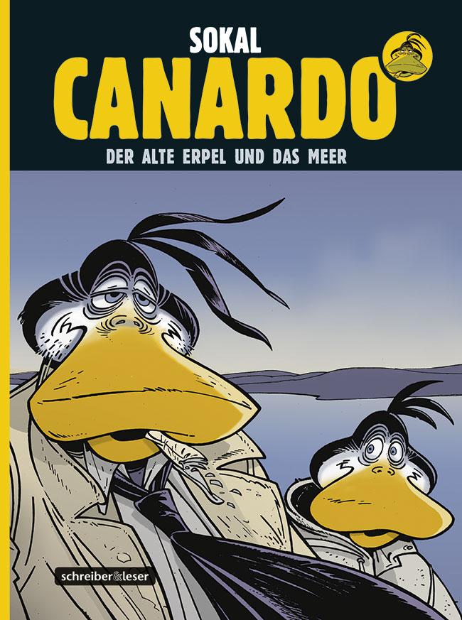 Canardo 22: Der alte Erpel und das Meer