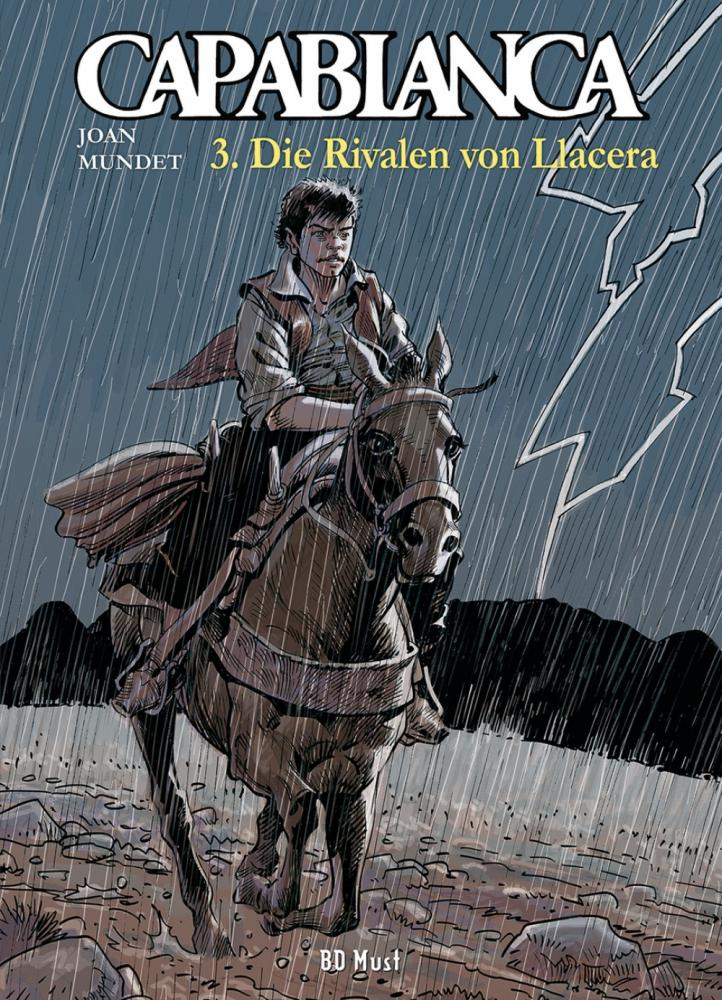 Capablanca 3: Die Rivalen von Llacera