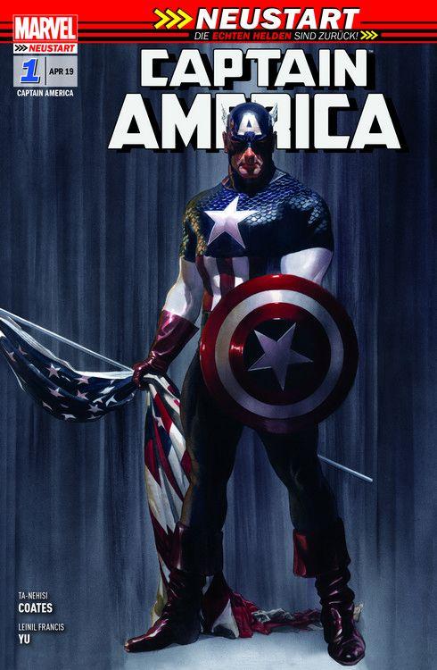 Captain America (2019) 1: Neuanfang