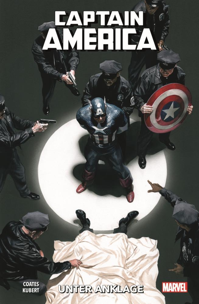 Captain America (2019) 2: Unter Anklage