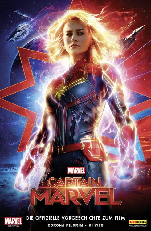 Captain Marvel – Die offizielle Vorgeschichte zum Film
