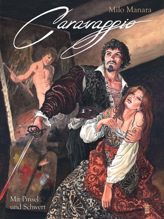 Caravaggio 1: Mit Pinsel und Schwert