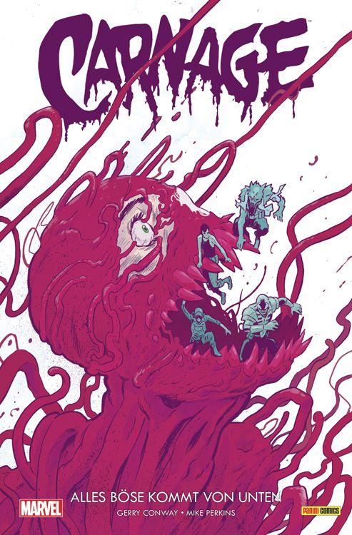 Carnage 3: Alles Böse kommt von unten