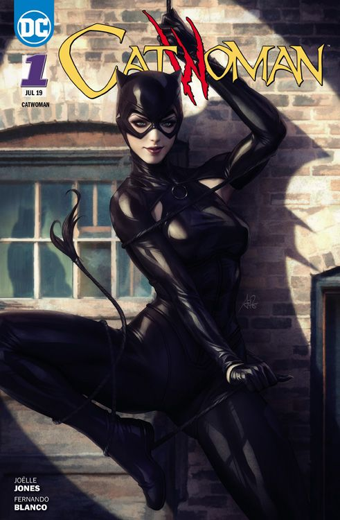 Catwoman (2019) 1: Copycats