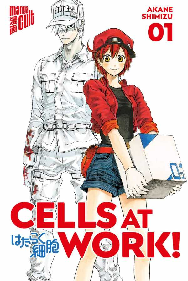 Cells at Work Band 1