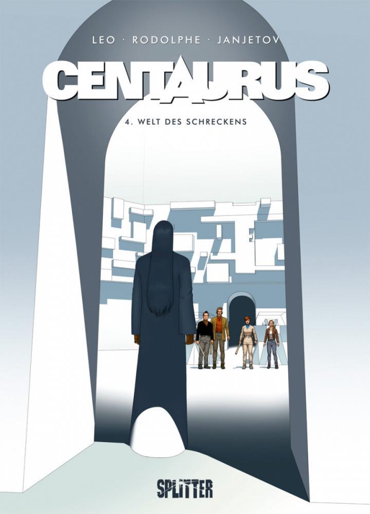 Centaurus 4: Welt des Schreckens