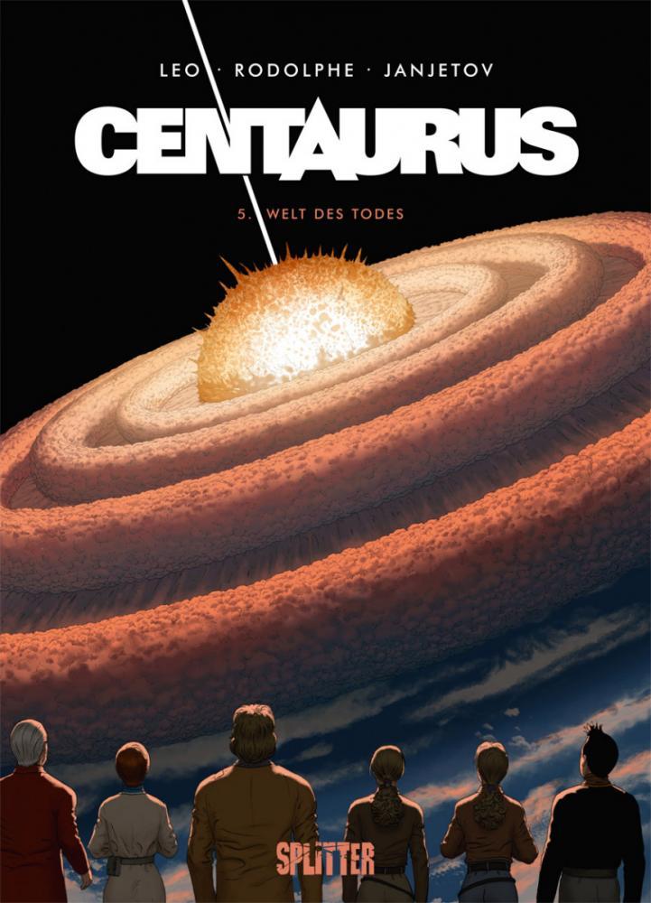 Centaurus 5: Welt des Todes