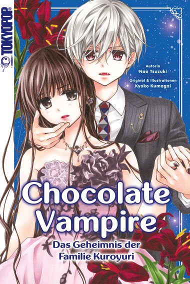 Chocolate Vampire (Light Novel) - Das Geheimnis der Familie Kuroyuri