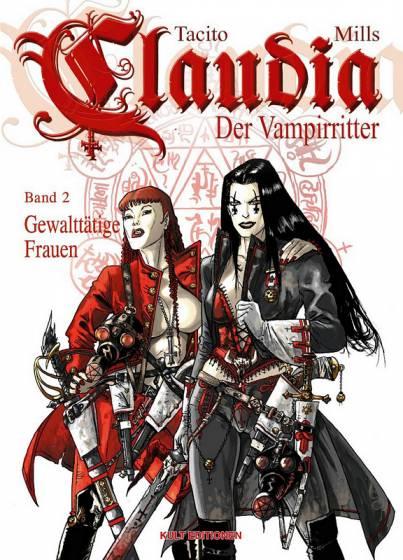 Claudia - der Vampirritter 2: Gewalttätige Frauen